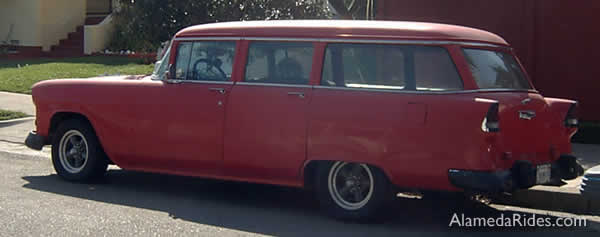 Chevy Wagon 1955