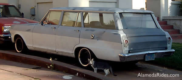 Chevy II Wagon 1963