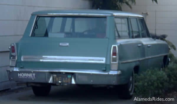 Chevy II Wagon 1967