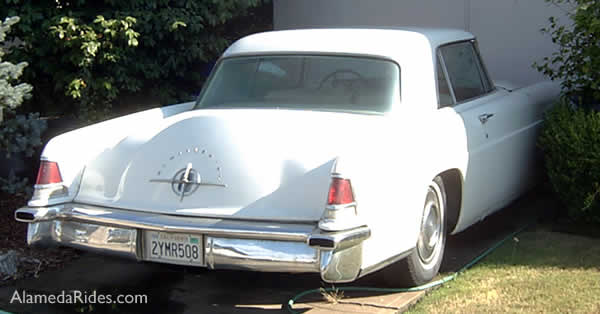 Lincoln Continental Coupe 1956