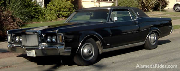 Lincoln Continental Mark III Coupe 1970
