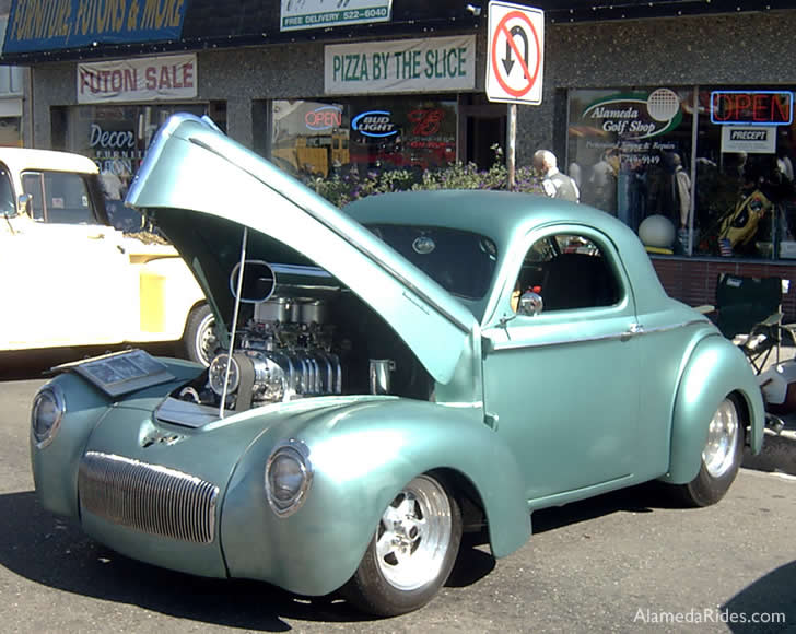 Blown Willys