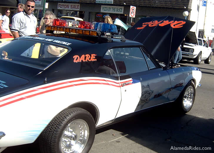 Chevy Camaro 1967 DARE