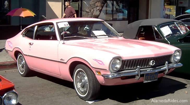Ford Maverick Pink