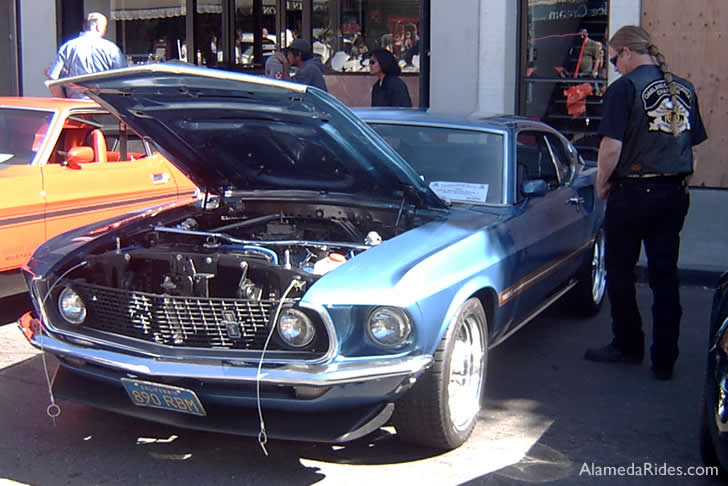 Ford Mustang 1969 Mach 1