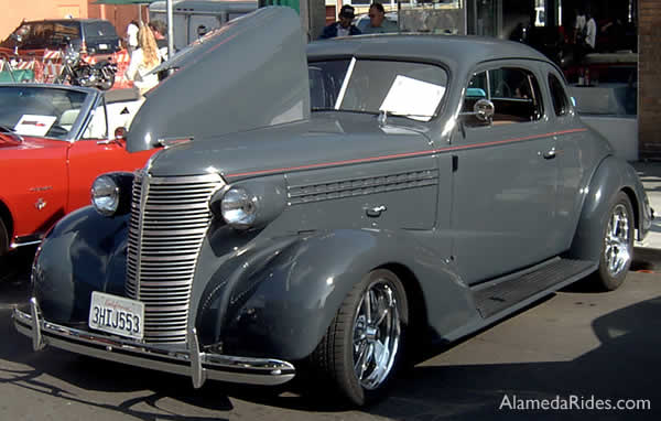 Chevy Business Coupe 1938