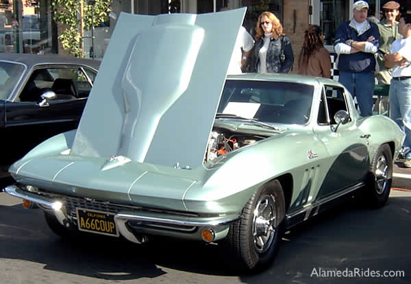 Chevy Corvette 1966