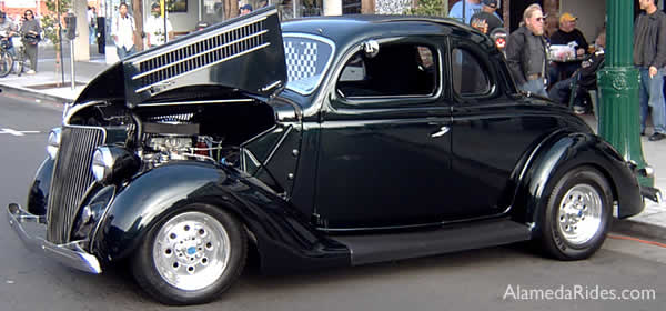 Ford Coupe 1936