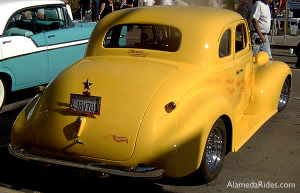 Chevy Coupe 1939