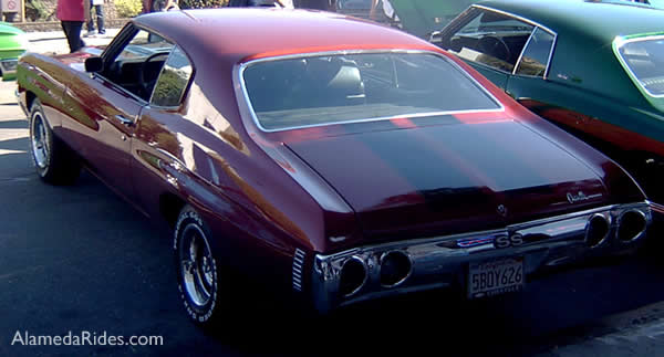 Chevy Chevelle 1972