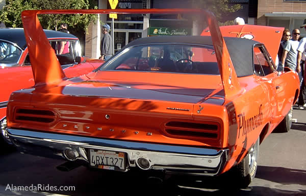 Plymouth Roadrunner Superbird 1970