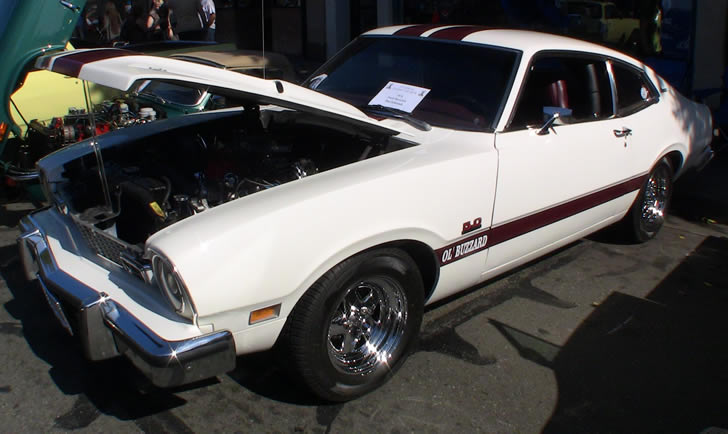 Ford Maverick 1974