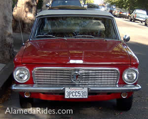 Plymouth Valiant 1963